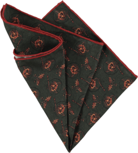 silk-pocket-square-foxes-ivy-folded