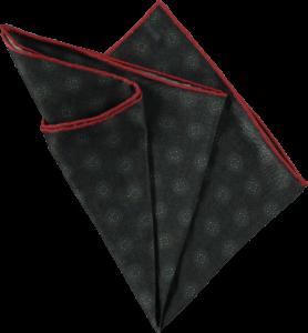 patterned-pocket-square-green-folded