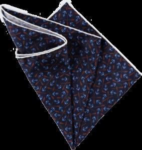 anchors-pocket-square-navy-folded