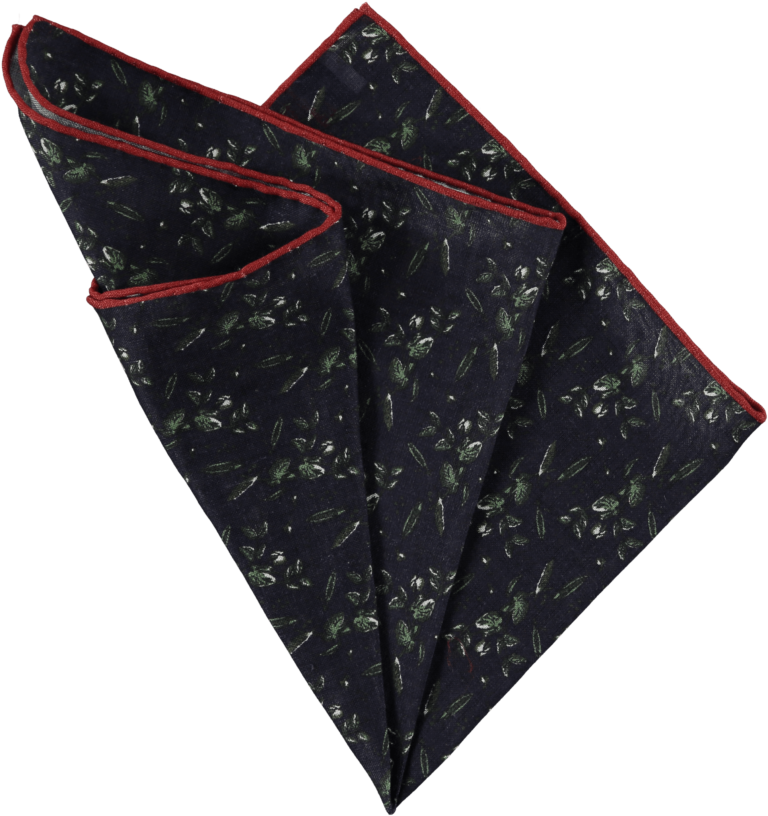 sweet-peas-pocket-square-navy-folded