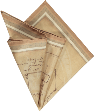 vintage-pattern-pocket-square-sand