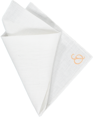 white-linen-ampersand-pocket-square
