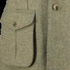 tweed-wool-gilet-moss-green