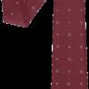 silk-twill-tie-burgundy-tudor
