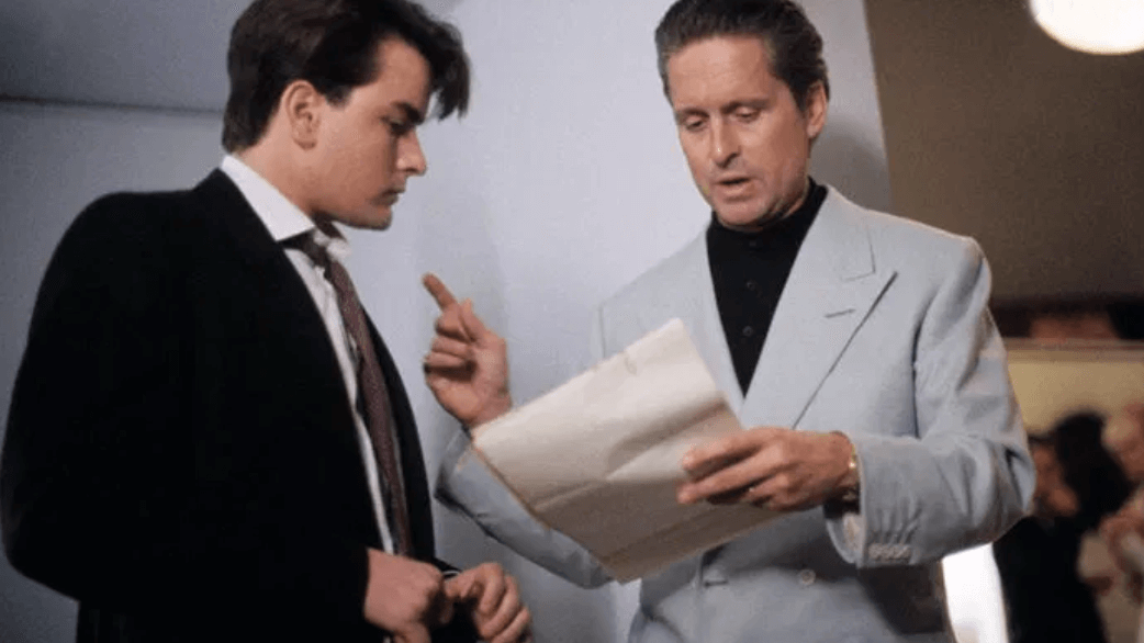 suits-on-film-michael-douglas