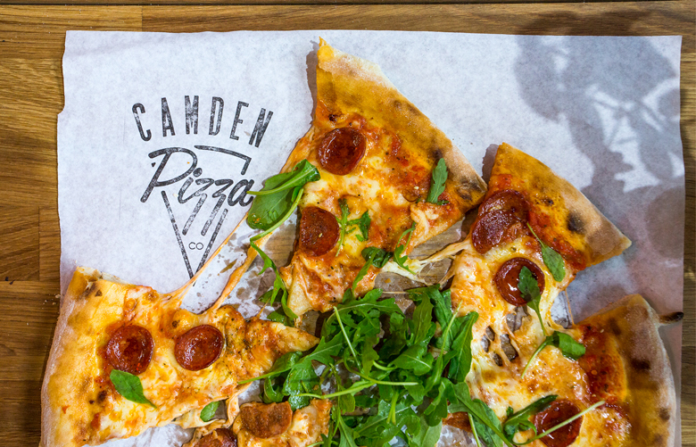 Camden Pizza Co Fresh Pizza In The Heart Of The Market