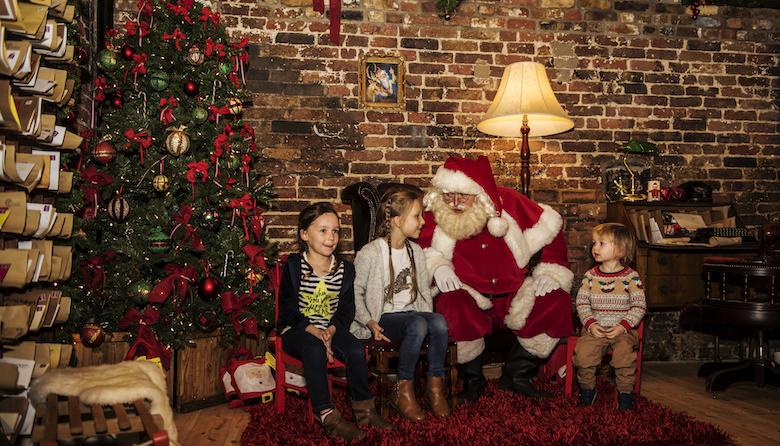Camden S Christmas Grotto Camden Market