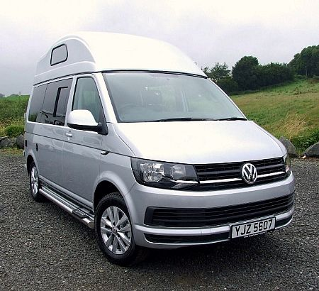 volkswagen t6 cosy camper save 3000 caravan bug buy and sell uk and all ireland. Black Bedroom Furniture Sets. Home Design Ideas