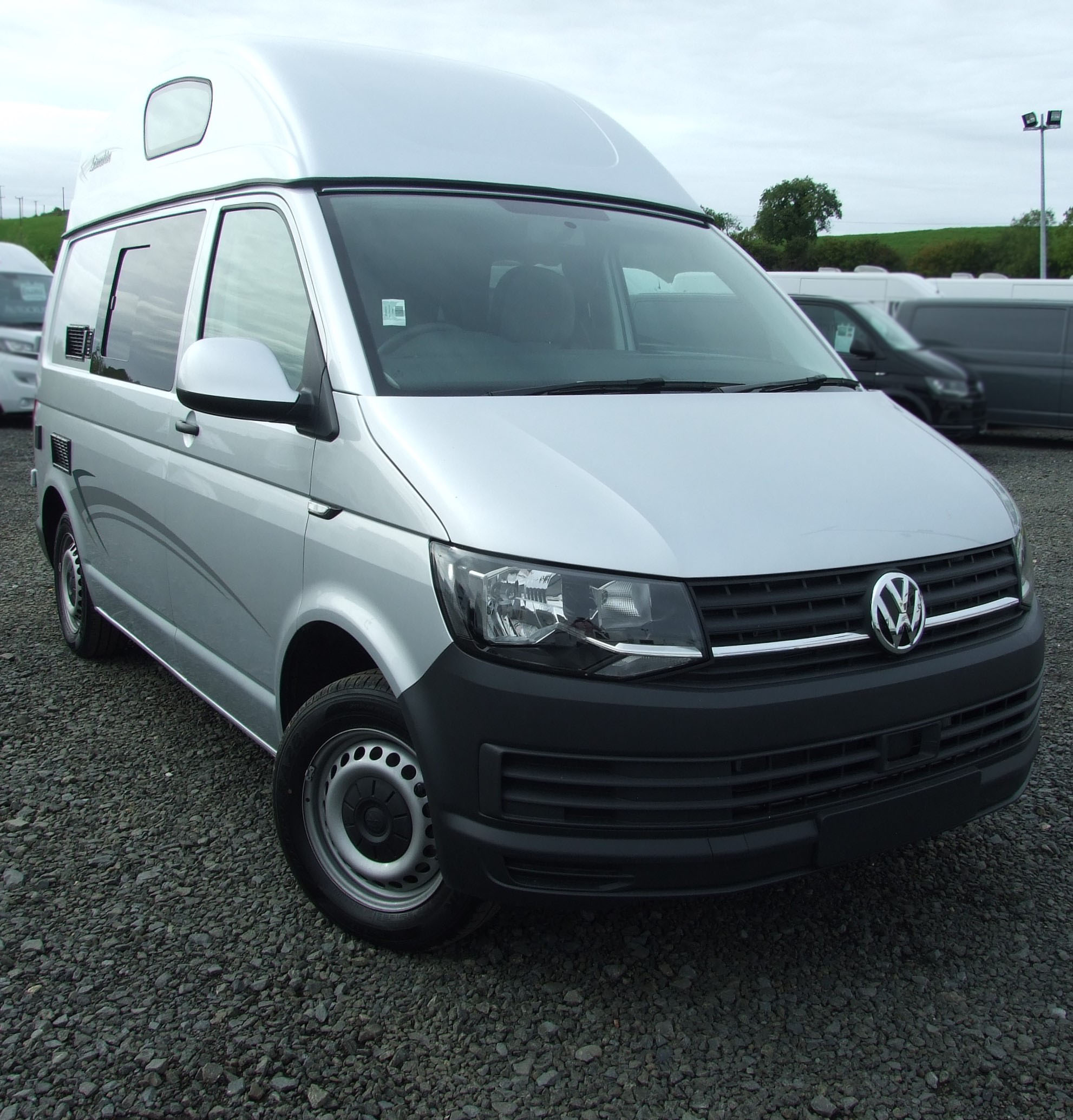 Vw Motorhomes For Sale: Conversion By Leisuredrive