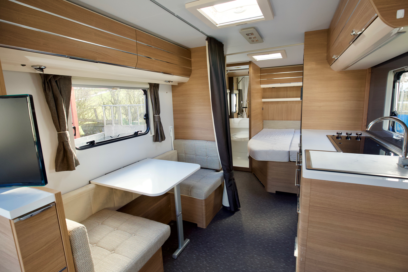 2018 Adria Adora 612 DT RHINE with ALDE heating and Power