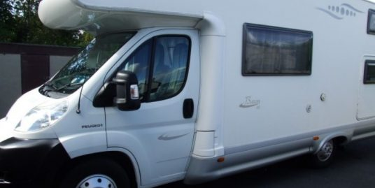 2008 Elnagh with bunks and full air conditioning