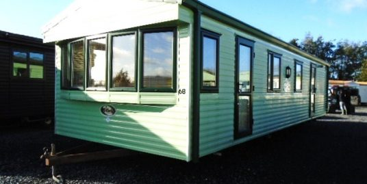 Willerby Westmorland 35×12 / 2 bed double glazed /gas heated