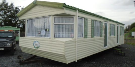 Willerby Salisbury size 36×12 / tiled apex roof