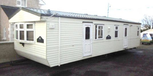 Willerby Colwyn fully double glazed and central heating