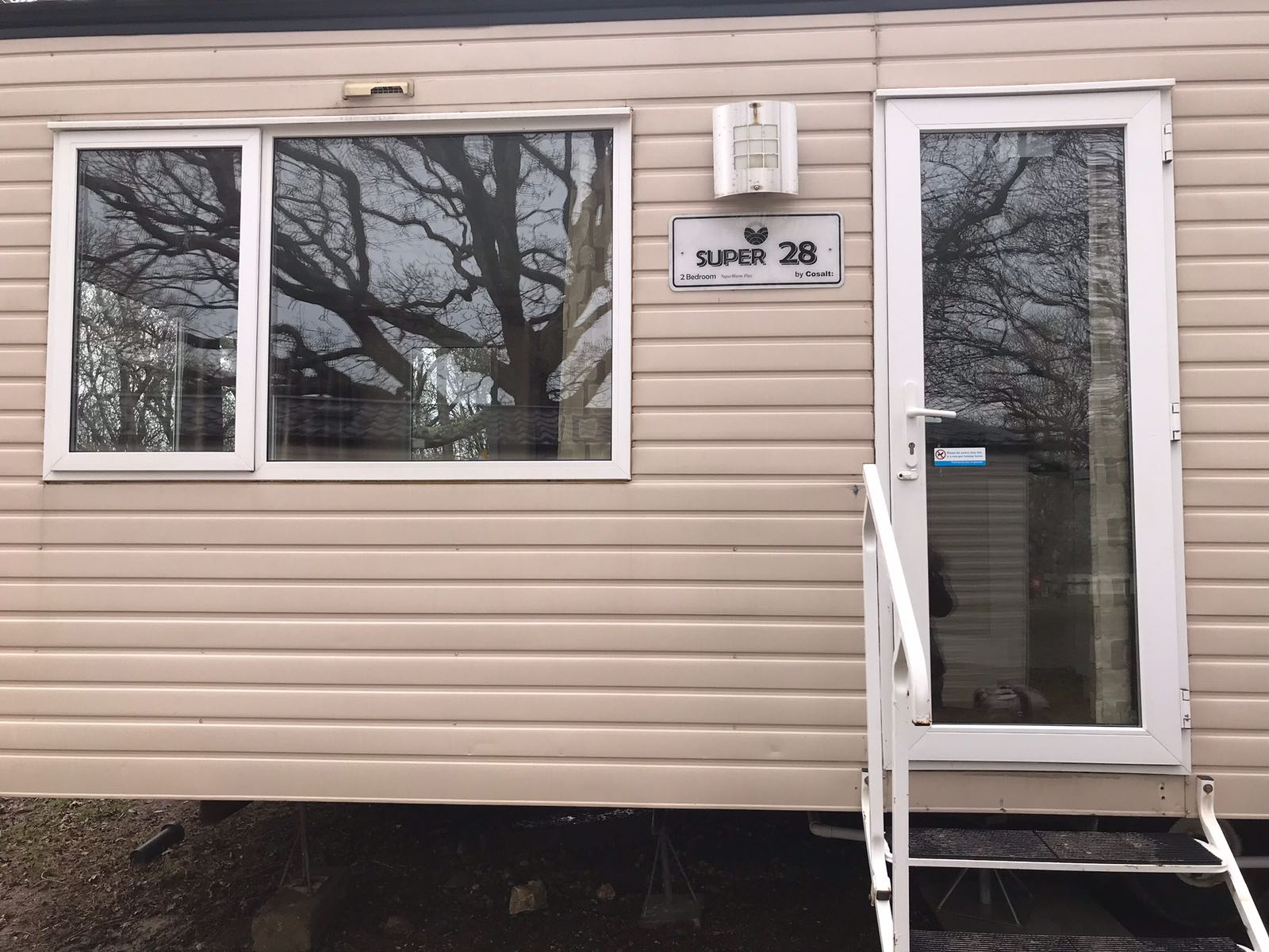 Isle of Wight static caravan for sale
