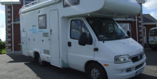 2004 Weinsberg 6 berth with bunks
