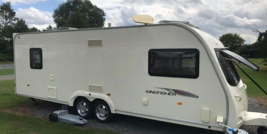 LIMITED EDITION! Avondale Kingfisher, Twin Axle, 2009 model