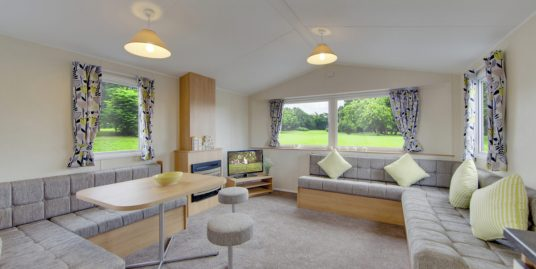 Brand new Holiday Home on a quiet 5 star park