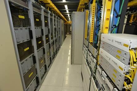 Level 3 Data Centre Racks