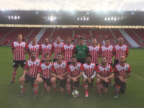 Southampton FC Team Photo