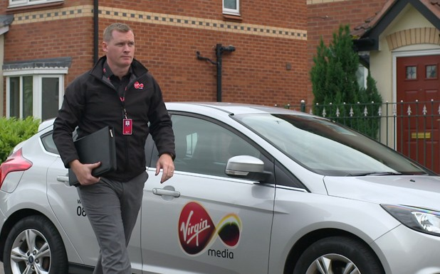 Virgin Media Careers Carl