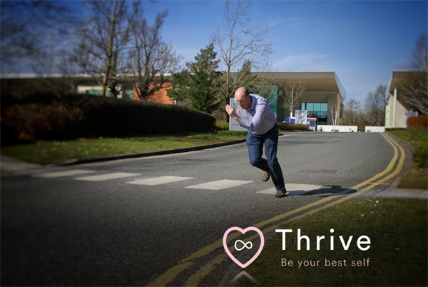 Thrive. Be your best self.
