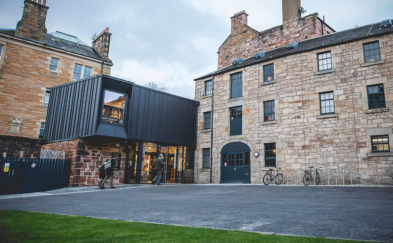 Holyrood Distillery - MADE by EDINBURGH