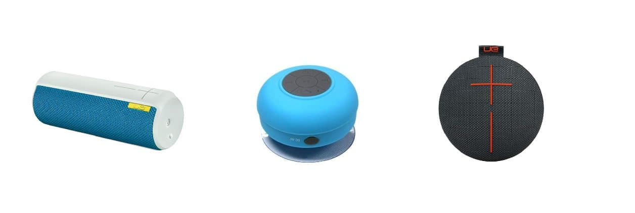 Speaker Bluetooth impermeabili