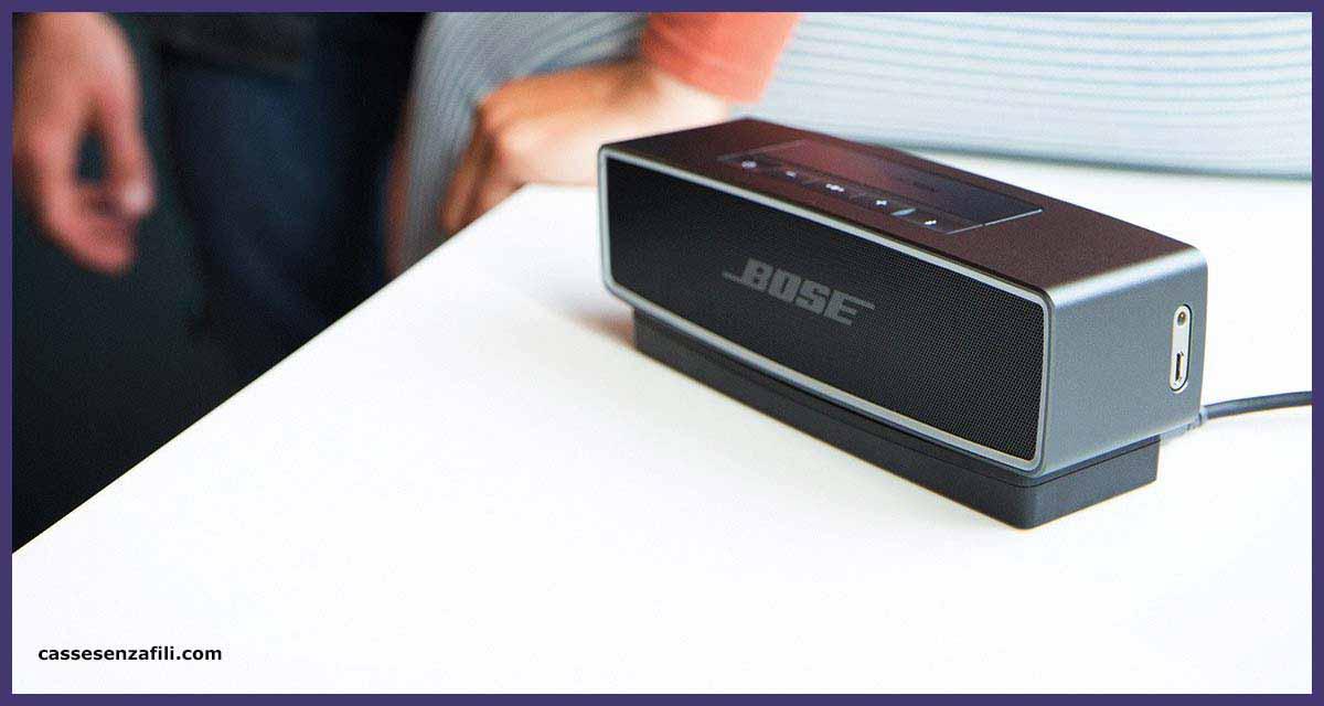 Mini casse Bluetooth - Le migliori Mini Casse Bluetooth 2018