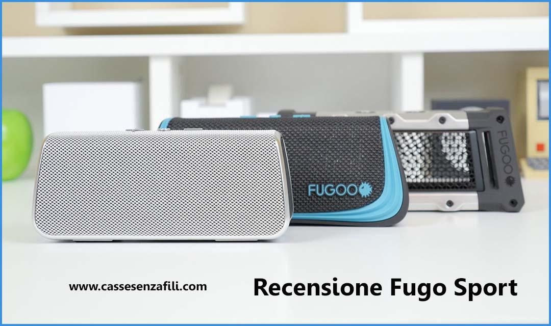 Fugoo Sport – Recensione Fugoo Sport Speaker Bluetooth Ultra Portatile