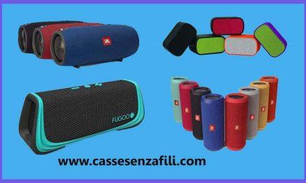 Casse Bluetooth 2018 – Le migliori Casse Bluetooth Dicembre 2018