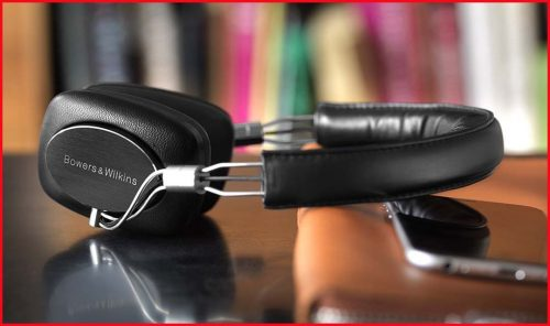 Bowers & Wilkins p5 wireless - Recesnione Italiana Cuffie B&W p5