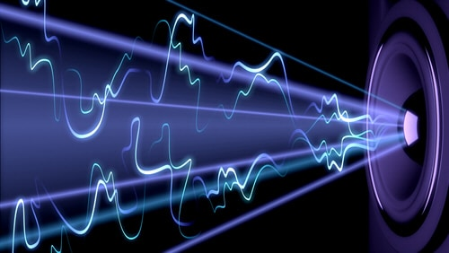 onde acustiche e altoparlanti
