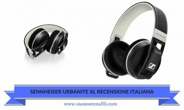 Sennheiser Urbanite XL Wireless Recensione Italiana