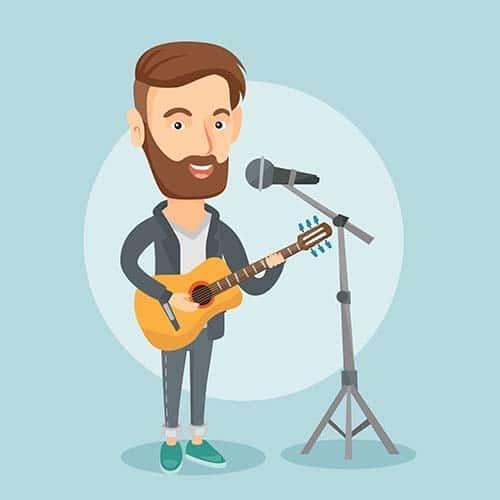 suona e canta