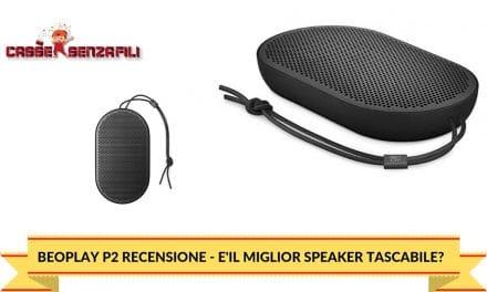Beoplay P2 Recensione – E'il Miglior Speaker Tascabile?
