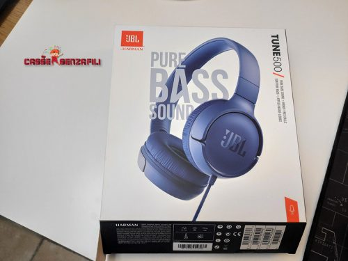 JBL Tune 500 E Tune 500BT Recensione : Acquisto Oppure No?
