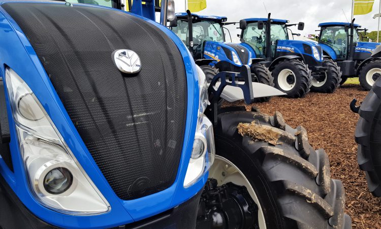 New chief to head up sales, marketing and service at New Holland UK