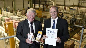 Lakeland signs NIEA deal to encourage farmers to reduce ammonia
