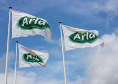 Arla results show firm will share out £252 million profits among farmer suppliers