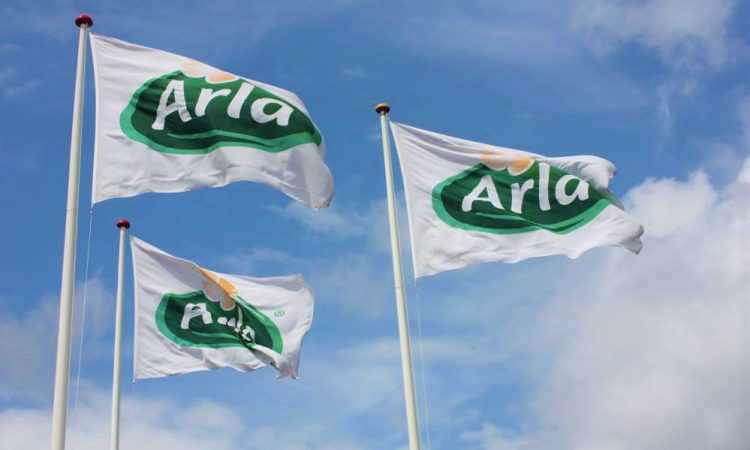 Arla sets ambitious 'net zero' target for dairy