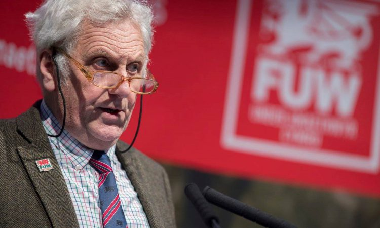 We need to 'avoid the catastrophe of a no-deal Brexit at all costs' – FUW