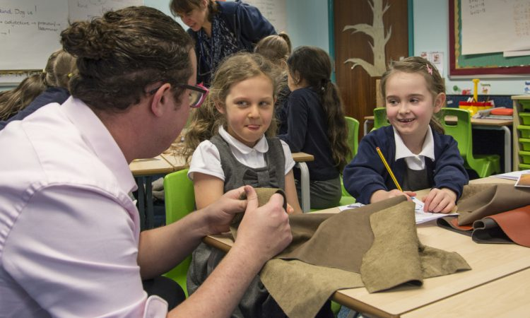 NFU pack encourages 97% of teachers to link farming to science curriculum