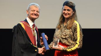 Inspiring vets honoured in RCVS College Day awards