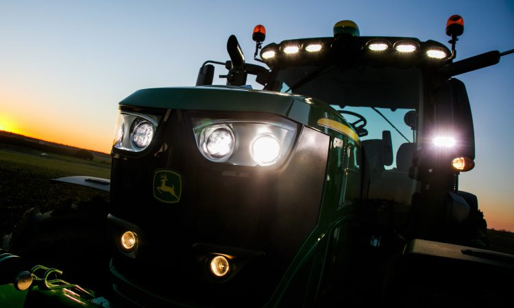 Who tops the league in one of Europe's biggest tractor markets?