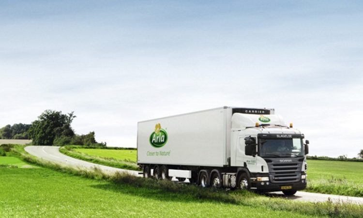 Arla to power Swedish trucks with farmyard manure