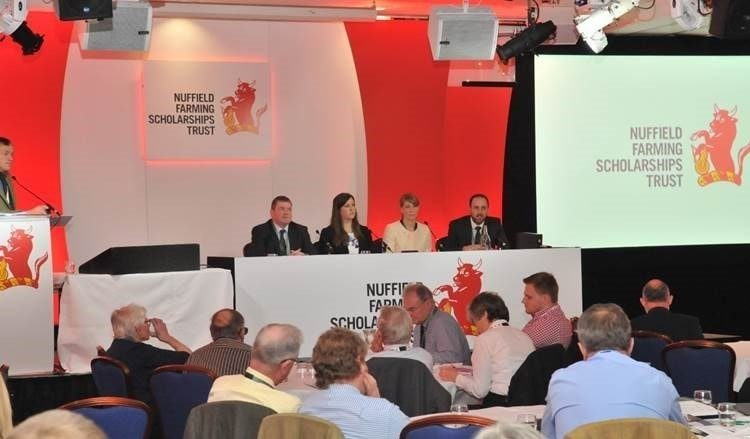 Full list: Names and topics of 2019 Nuffield Farming Scholars announced