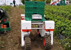£6.4 million awarded to set up UK's first Global Centre of Excellence in Agri-robotics