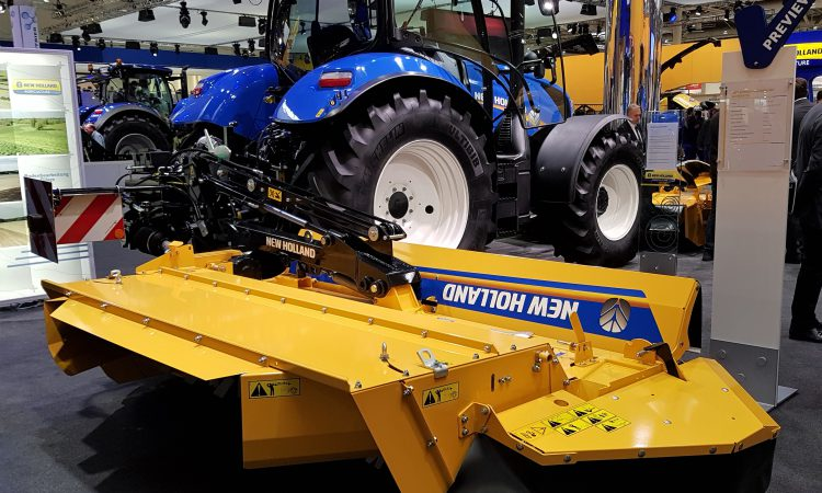 Owner of New Holland and Case IH is growing; but how and where?