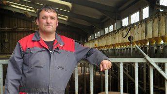 UK farmer wins European 'Grand Prix' award